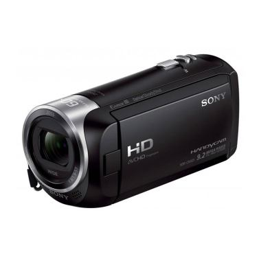 SONY HDR-CX405 Memory Stick Memory HD Camcorder