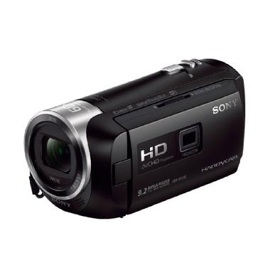 Sony HDR-PJ410 Black Camcorder With ... SD ULTRA 16GB SPEED 80MBS