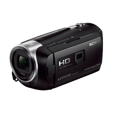 Sony HDR-PJ410 Handycam Kamera Video Compact - Black