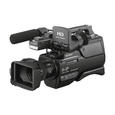Sony HXR MC2500 Shoulder Mount AVCHD Hitam Camcorder