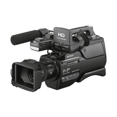 harga Sony HXR-MC2500 Shoulder Mount Camcorder - Black + Free Memory Sandisk 16 GB + Filter Lensa + Tas + Screen Guard Blibli.com
