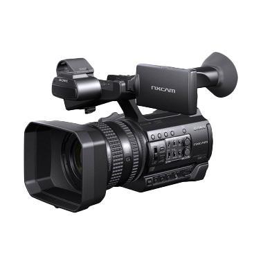 Sony HXR-NX100 Full HD NXCAM Camcorder - Hitam