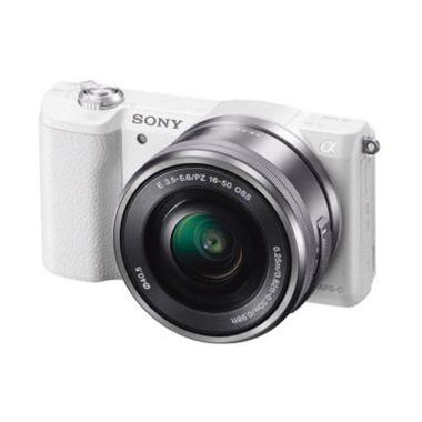 SONY ILCE 5100L White Kamera DSLR
