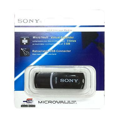 SONY Micro Vault USB Flashdisk [64 GB] Non Real Capacity