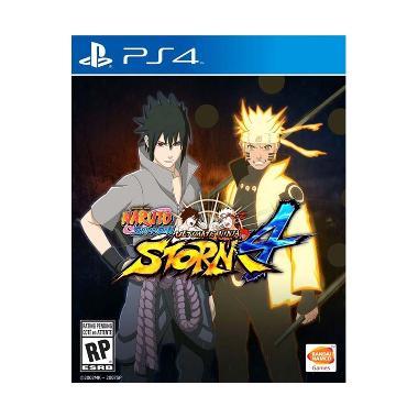Sony Naruto Shippuden: Ultimate Ninja Storm PS4 DVD Game