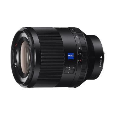 SONY Planar T* FE 50mm F1.4 ZA Lensa Kamera [SEL50F14Z]