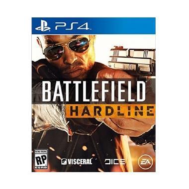 Sony PS4 Battlefield Hardline DVD Game