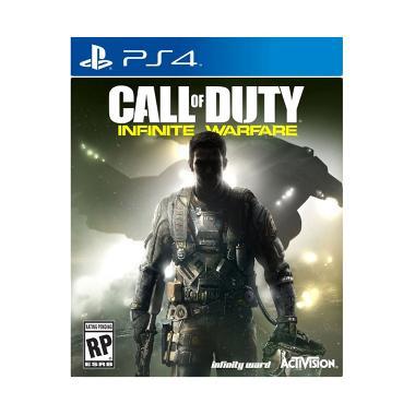 Sony PS4 Call Of Duty: Infinite Warfare DVD Game