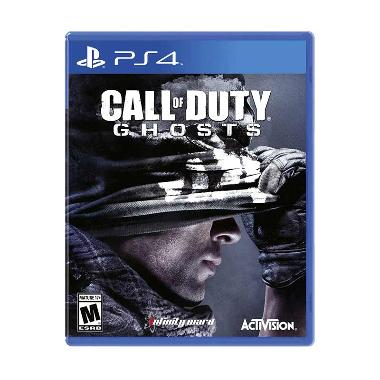 Sony PS4 Call Out Duty Ghost DVD Game