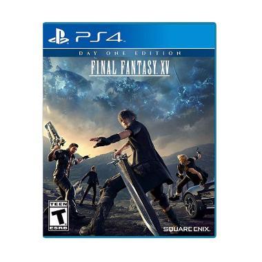 Final Fantasy XV DVD PS4 (R1)