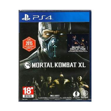 Sony PS4 Mortal Kombat XL