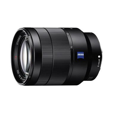 Sony SEL 24-70mm f/4 ZA OSS Vario-Tessar T* Lensa Kamera