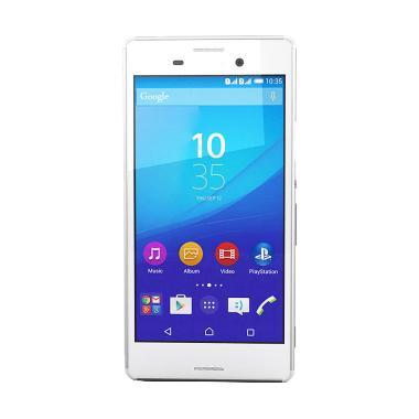 harga Sony Xperia M4 Aqua Smartphone - White Blibli.com