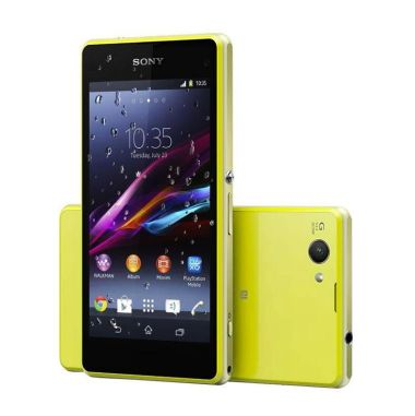 Sony Xperia Z1 Compact Smartphone - Lime