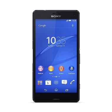 Sony Xperia Z3 Compact D5833 Smartphone - Black [LTE]