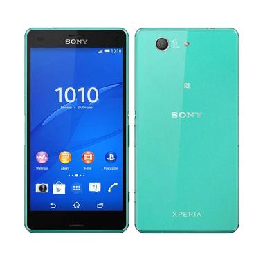 Sony Xperia Z3 Compact D5833 Smartphone - Green [LTE]