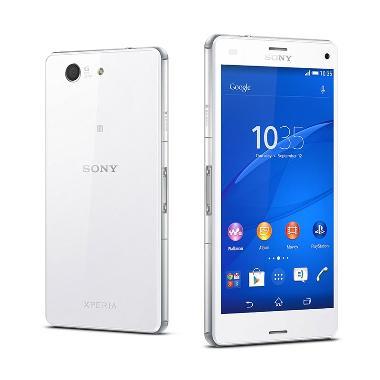 Sony Xperia Z3 Compact D5833 Smartphone - White [LTE]
