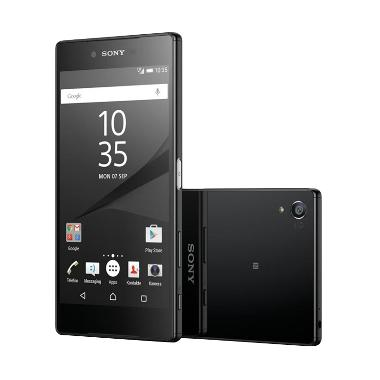 Sony Xperia Z5 Dual E6683 Smartphone - Hitam [32GB/ 3GB]