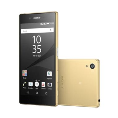 Sony Xperia Z5 Dual Smartphone - Gold [32GB/ 3GB]