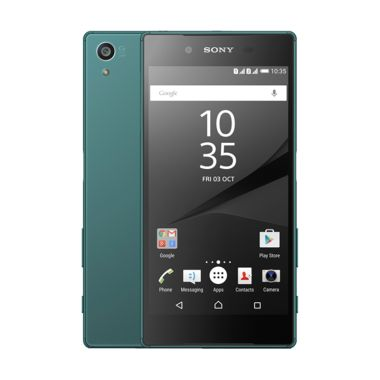 Sony Xperia Z5 Dual Smartphone - Green [32GB/ 3GB]