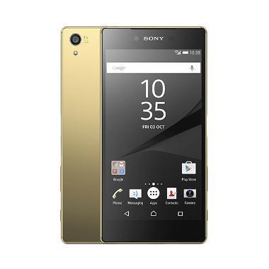 Sony Xperia Z5 Premium Gold Smartphone