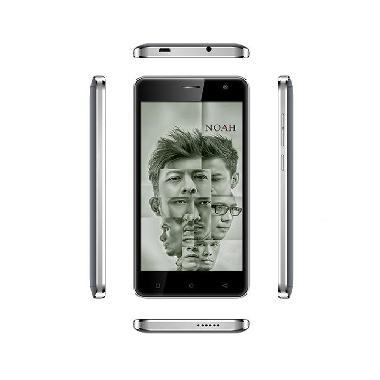 JCC - SPC Noah S12 Mercury Smartphone - Grey [Free Voucher Pulsa]