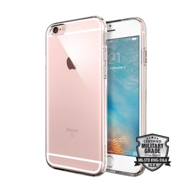 Spigen Capsule Crystal Clear Casing for iPhone 6s c663480a0c