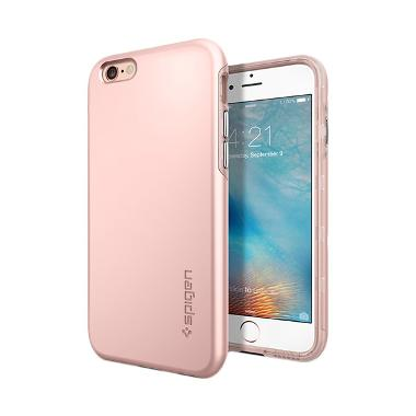 Spigen Thin Fit Hybrid Rose Gold Casing for iPhone 6 / 6s