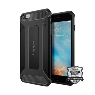 Spigen Rugged Armor Black Case for iPhone 6 6s 98fc11c5f2
