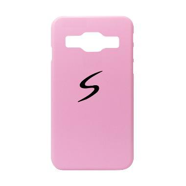 Spigen Macaron Full Color Hardcase  ... uos or I9082 - Merah Muda