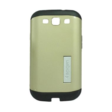 Spigen Neo Hybrid Slim Armor Gold Casing for Samsung Galaxy S3 i9300