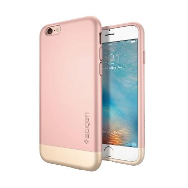 Spigen Style Armor Case Casing for iPhone 6s / iPhone 6 - ROSE GOLD
