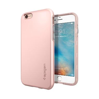 Spigen Thin Fit Casing for iPhone 6s - Rose Gold
