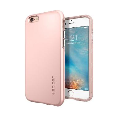 Spigen Thin Fit Casing for iPhone 6s Plus - Rose Gold