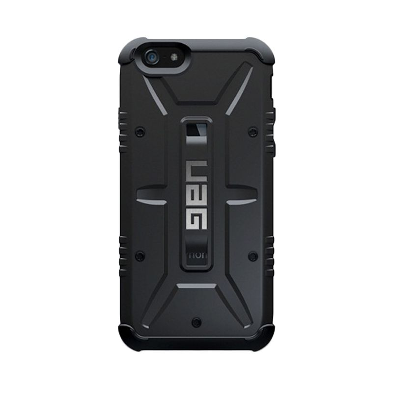UAG Urban Armor Gear Scout Black Casing for iPhone 6 Plus [5.5 Inch]