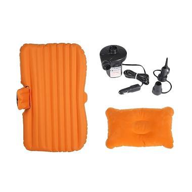 Kasur Angin Mobil Orange