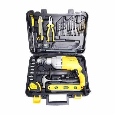 Stanley STDH7213V-B1 Mesin Bor Temb ... ith Tool Kit Set [40 Pcs]