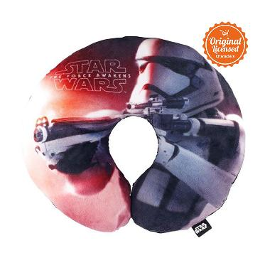 Star Wars Stormtroopers Round Neck Rest Bantal Leher