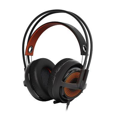 SteelSeries Siberia 350 Headset - Black