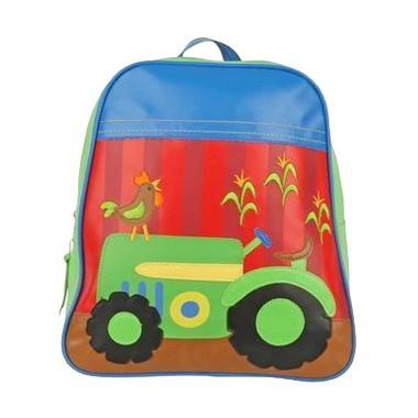 Stephen Joseph SJ-1201-68A Go Go Bag Tractor Tas Sekolah