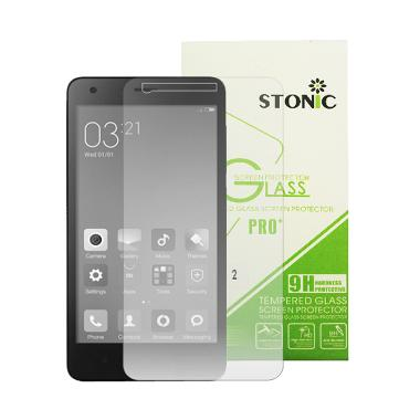 Stonic Tempered Glass Protector for Xiaomi Redmi 2