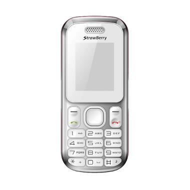 Jual Strawberry Candy Bar ST55 Five Handphone - White Harga Rp Segera Hadir. Beli Sekarang dan Dapatkan Diskonnya.