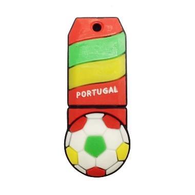 Jual Super Power Sepak Bola Portugal Flashdisk [4 GB] Harga Rp 120000. Beli Sekarang dan Dapatkan Diskonnya.