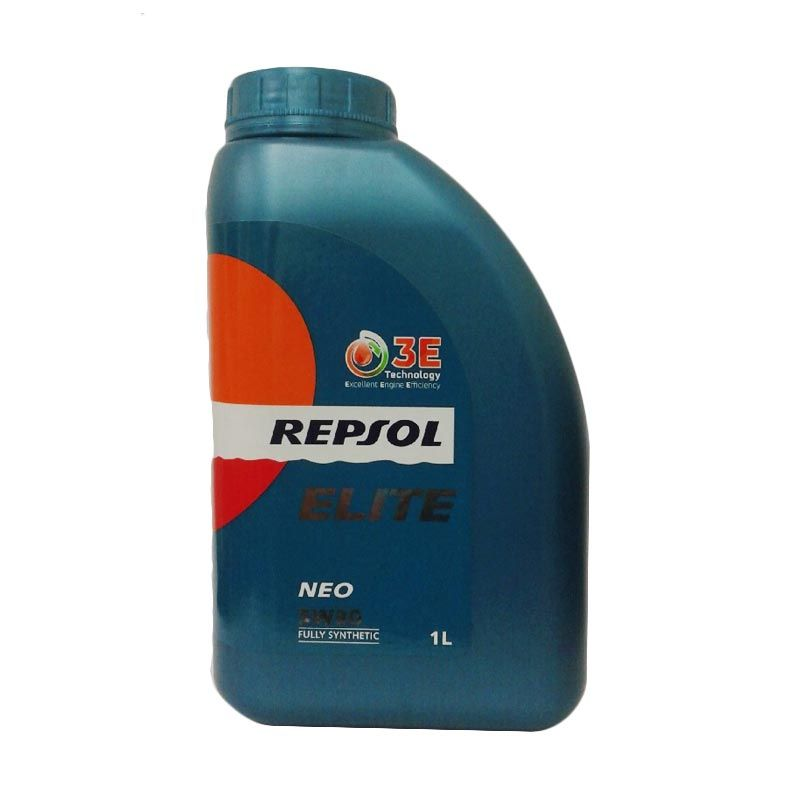 Repsol Elite Neo full synthetic 5W/30 Pelumas Mesin [1 L]