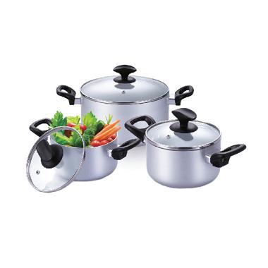 Supor HAD6S1 Stockpot Set Panci