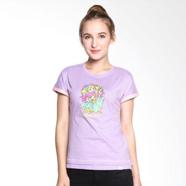 Surfer Girl Gail 8GAIL Purple Tshirt