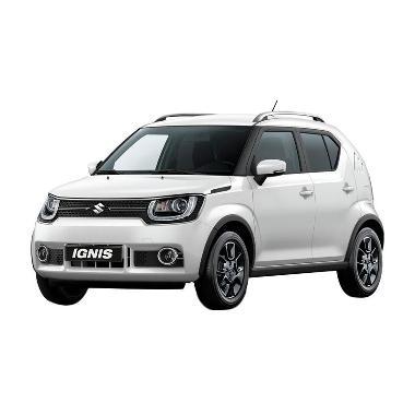 Suzuki Ignis 1.2 GX MT Mobil - Arctic White Pearl