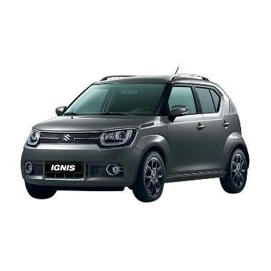 Suzuki Ignis 1.2 GX MT Mobil - Glistening Grey Metallic