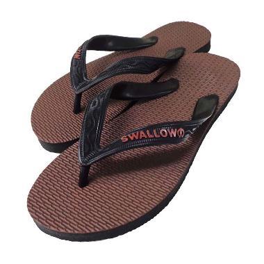 Swallow 109 D Brown Sandal Jepit