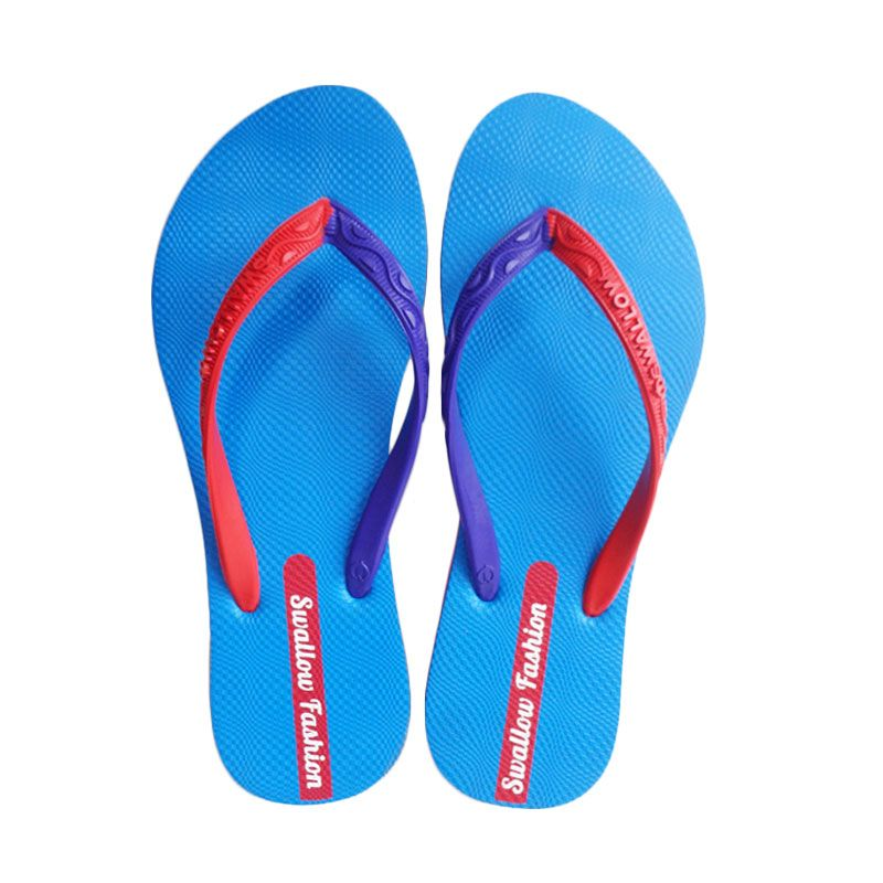 Swallow FASHION FEMALE Blue Sandal  ...
